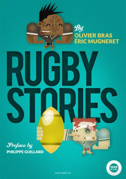 Rugby Stories By: Eric Mugneret,Olivier Bras