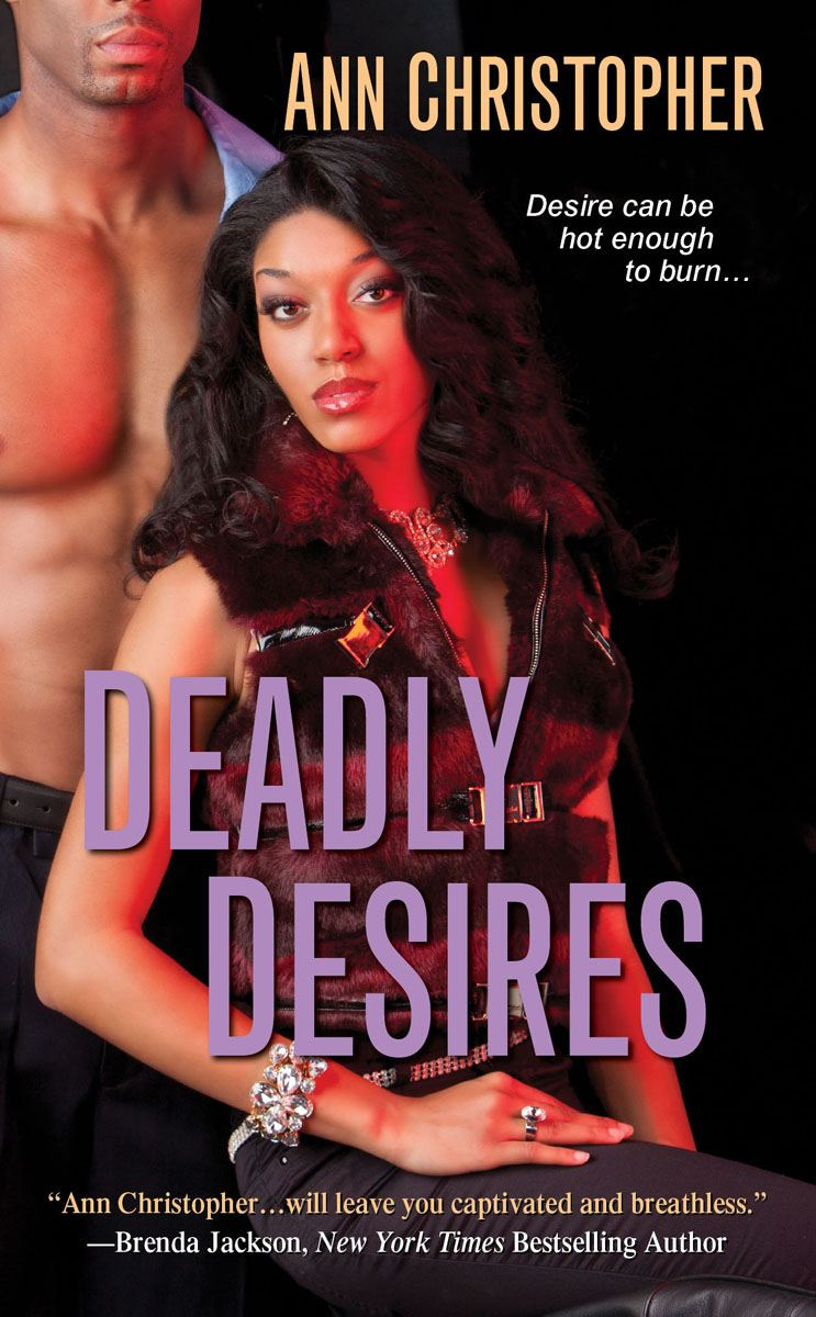 Deadly Desires By: Ann Christopher