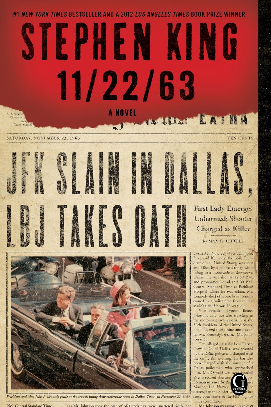 11/22/63 By: Stephen King