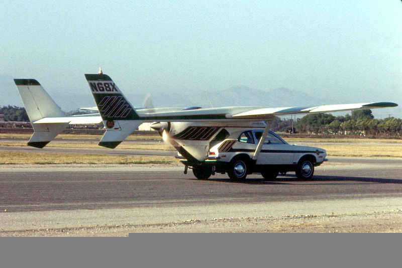The Flying Pinto- AVE Mizar, 1973
