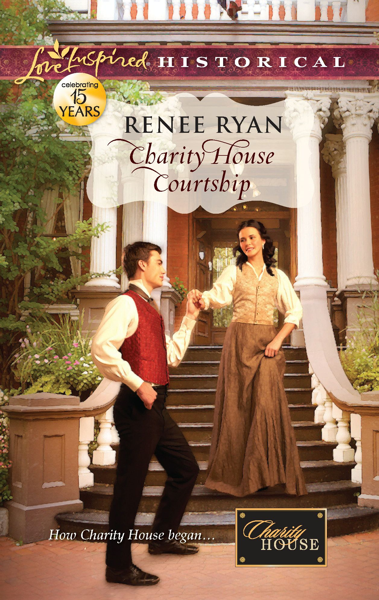 Charity House Courtship By: Renee Ryan