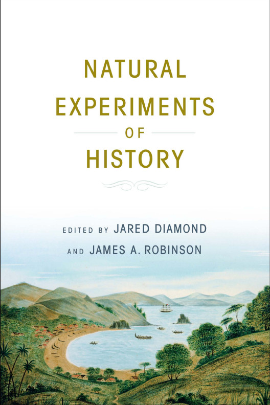 Natural Experiments of History By: Jared Diamond