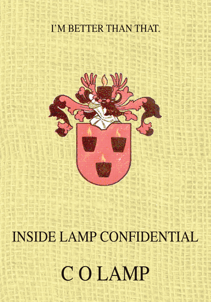 Inside Lamp Confidential