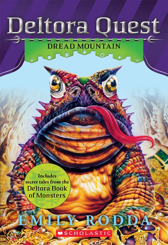 Deltora Quest #5: Dread Mountain