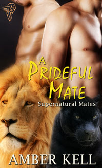 A Prideful Mate By: Amber Kell