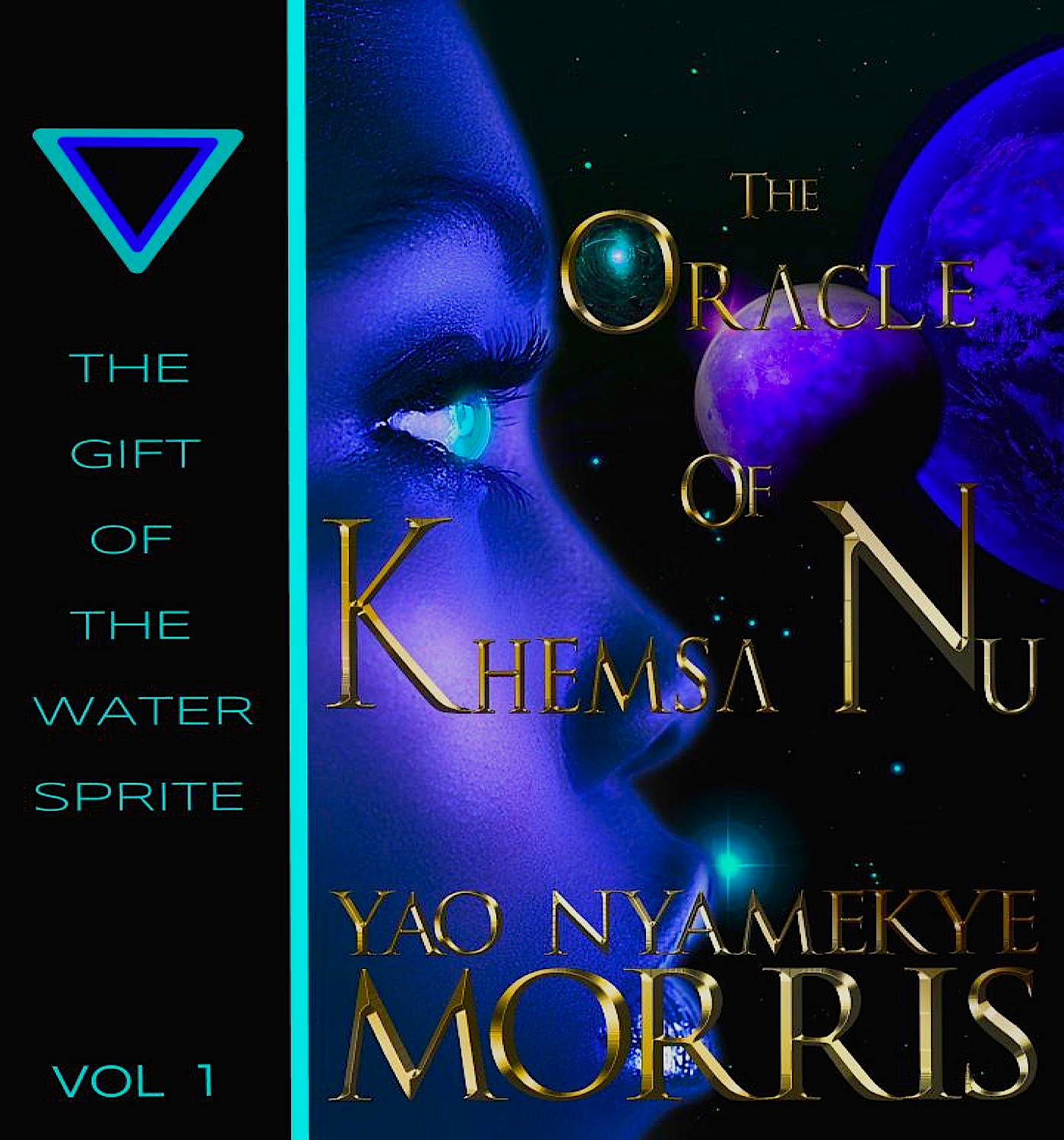 The Oracle of Khemsa Nu Volume 1