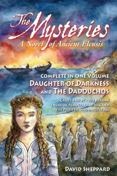 The Mysteries, A Novel of Ancient Eleusis