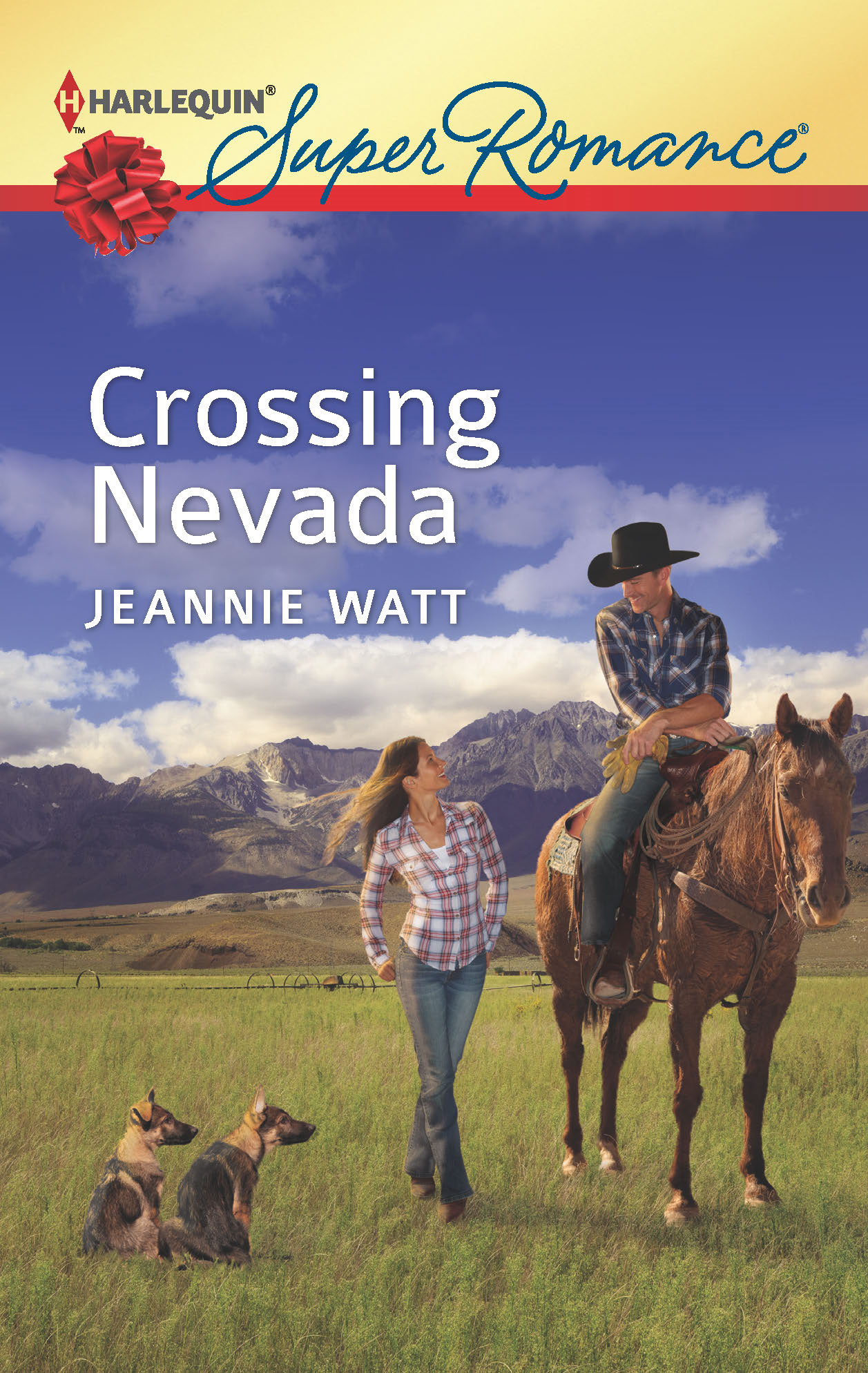 Crossing Nevada By: Jeannie Watt