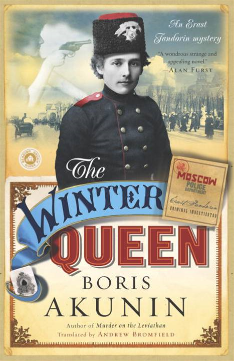 The Winter Queen By: Boris Akunin