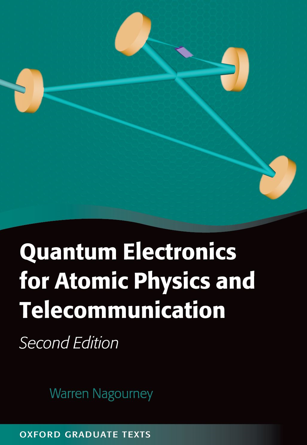 Quantum Electronics for Atomic Physics and Telecommunication