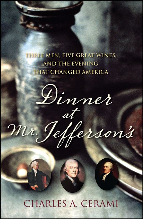 Dinner at Mr. Jefferson's By: Charles Cerami