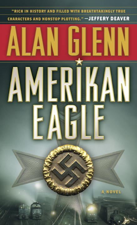 Amerikan Eagle By: Alan Glenn
