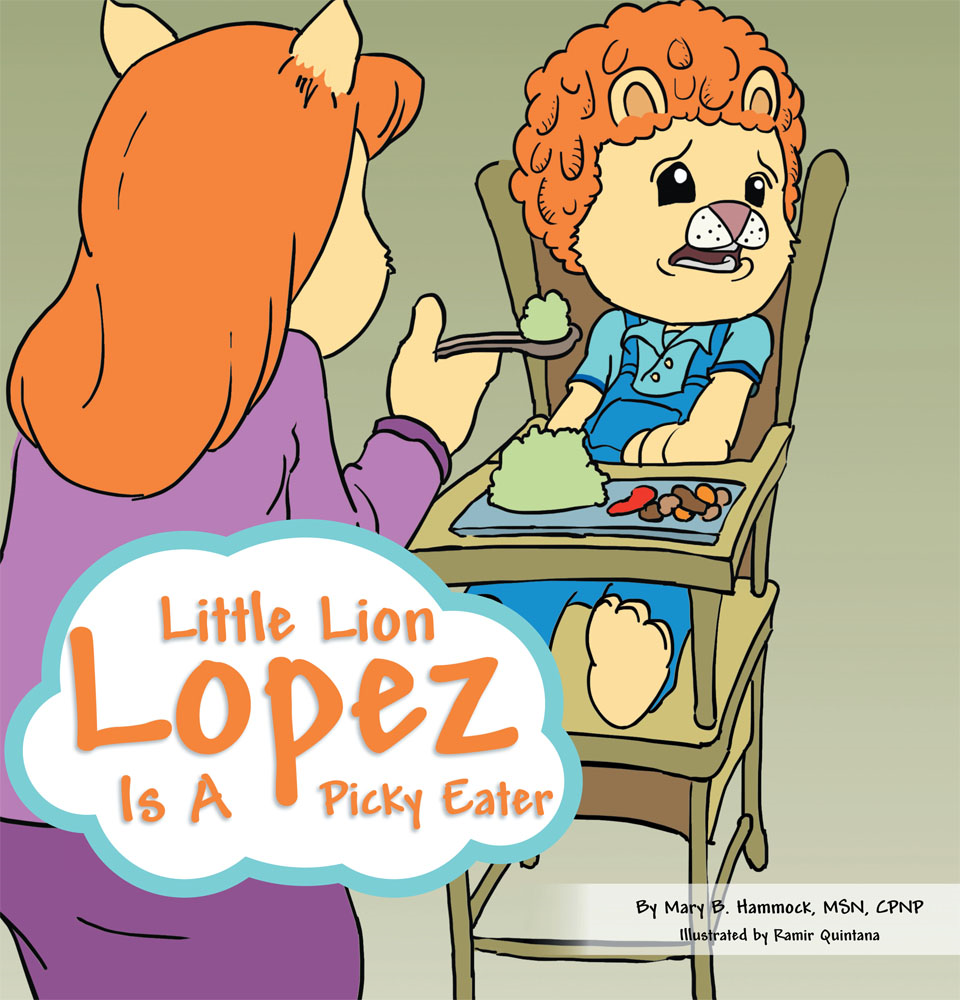 Little Lion Lopez Is A Picky Eater