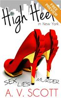 online magazine -  High Heels in NY Free Chapters Preview