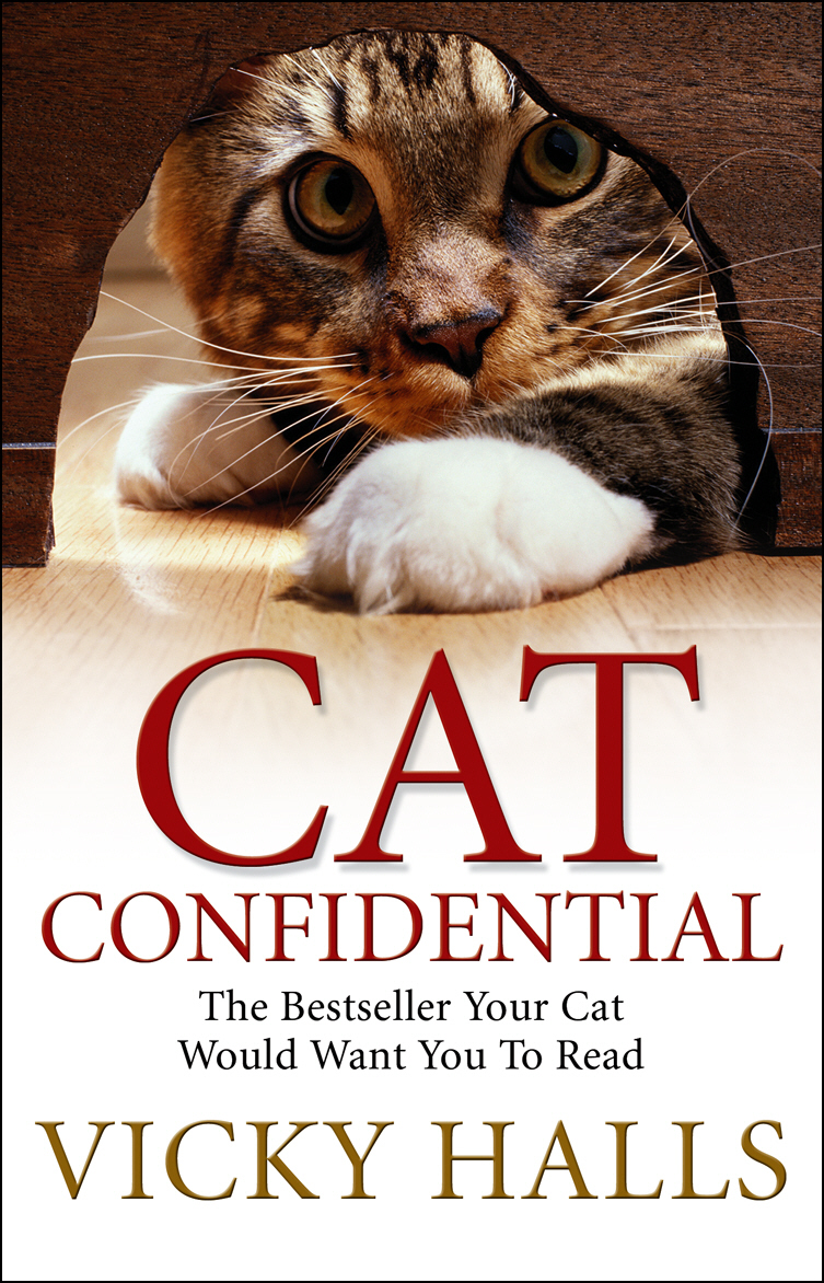 Cat Confidential The Book Your Cat Would Want You To Read