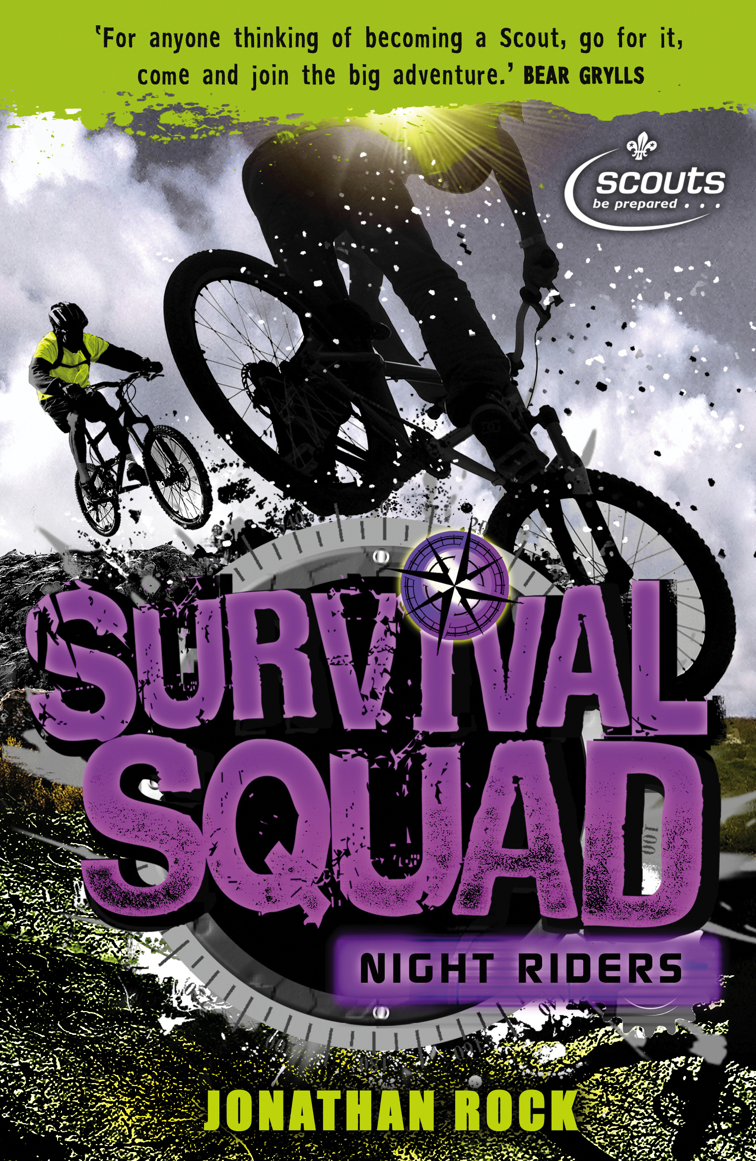 Survival Squad: Night Riders Book 3