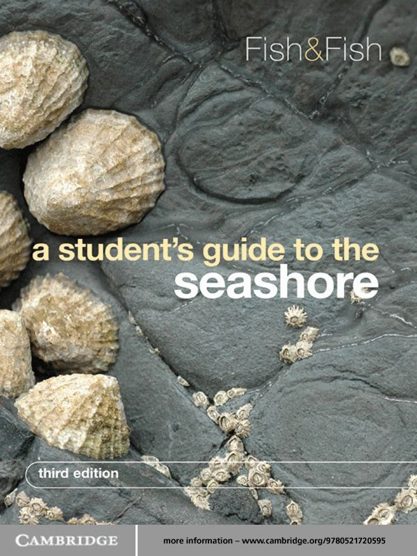 A Student's Guide to the Seashore