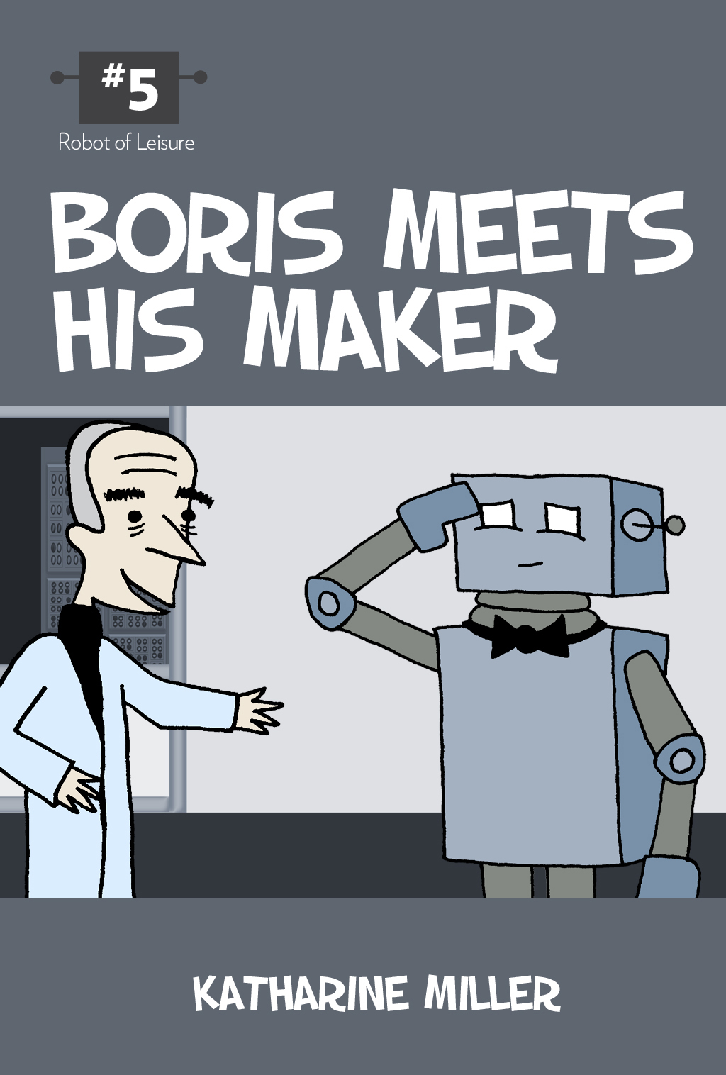 Boris Meets His Maker