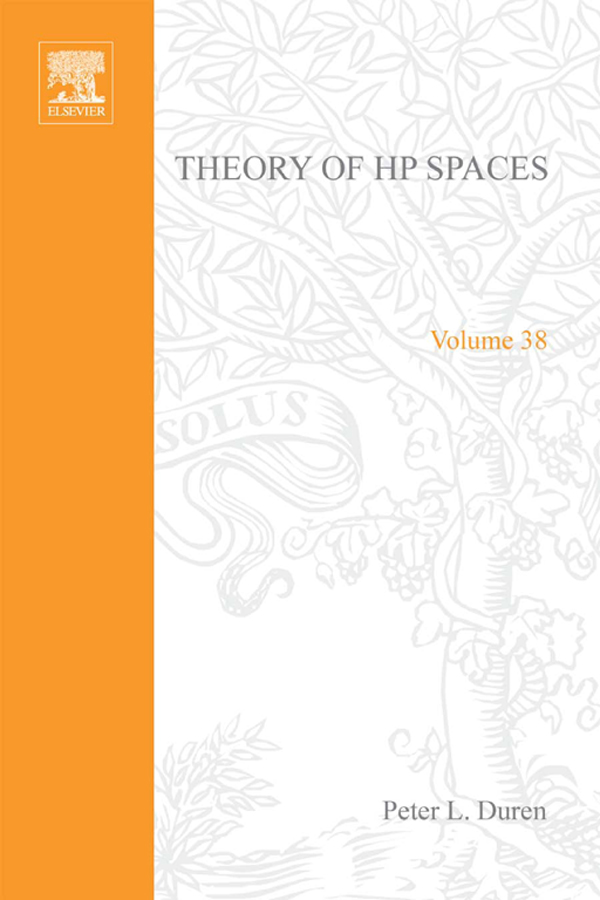 Theory of H[superscript p] spaces