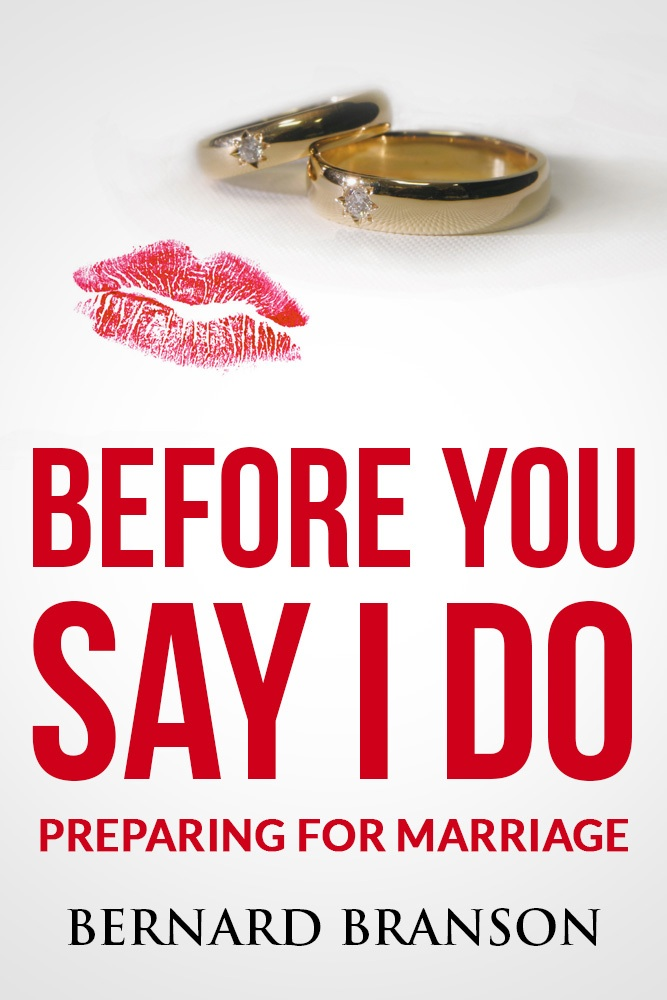 Before You Say I Do: Read This