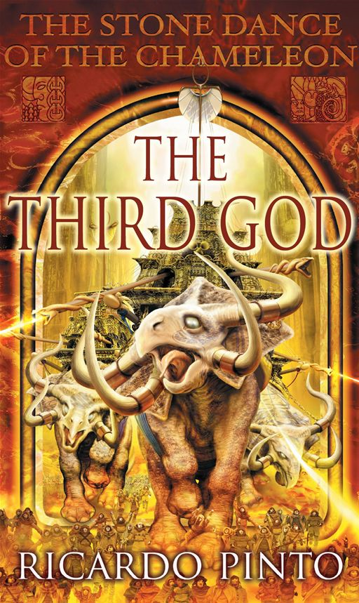 The Third God By: Ricardo Pinto