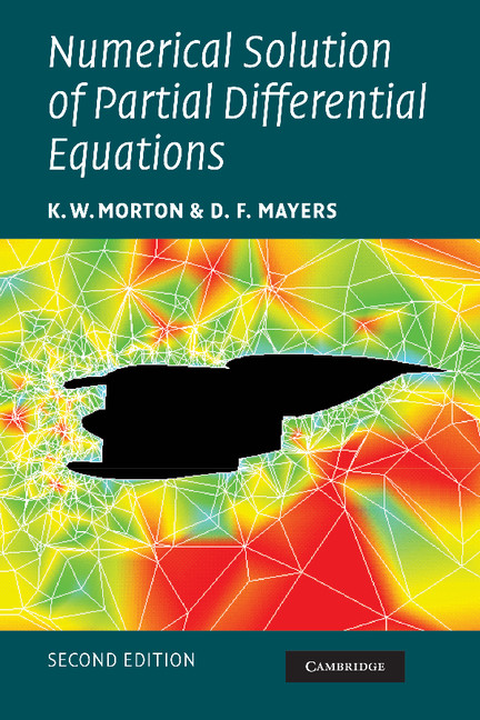 Numerical Solution of Partial Differential Equations An Introduction