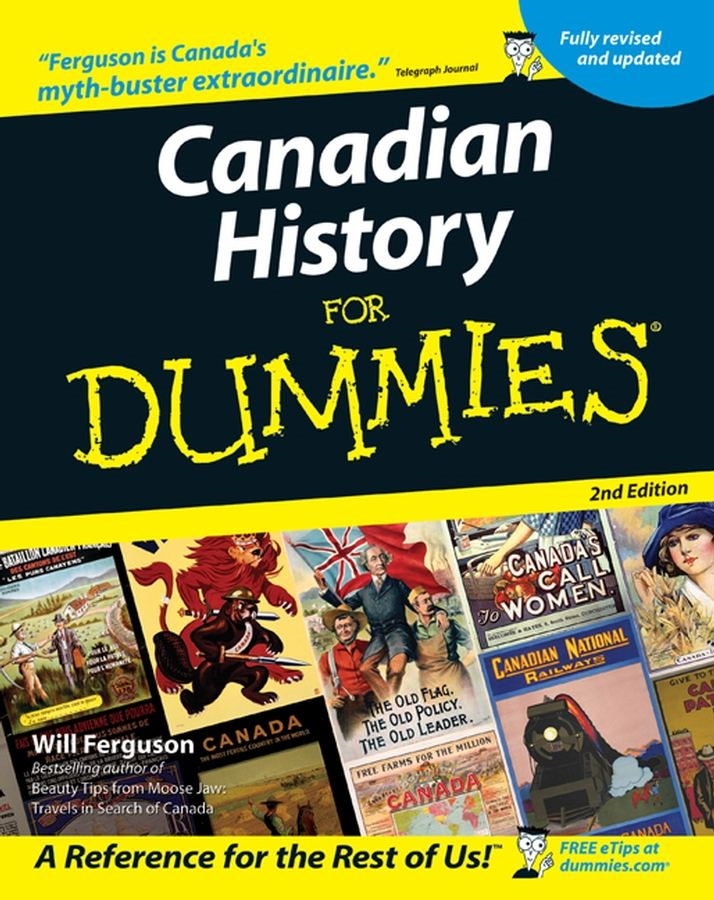 Canadian History for Dummies