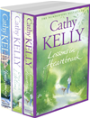 Cathy Kelly 3-Book Collection 1: Lessons In Heartbreak, Once In A Lifetime, Homecoming: