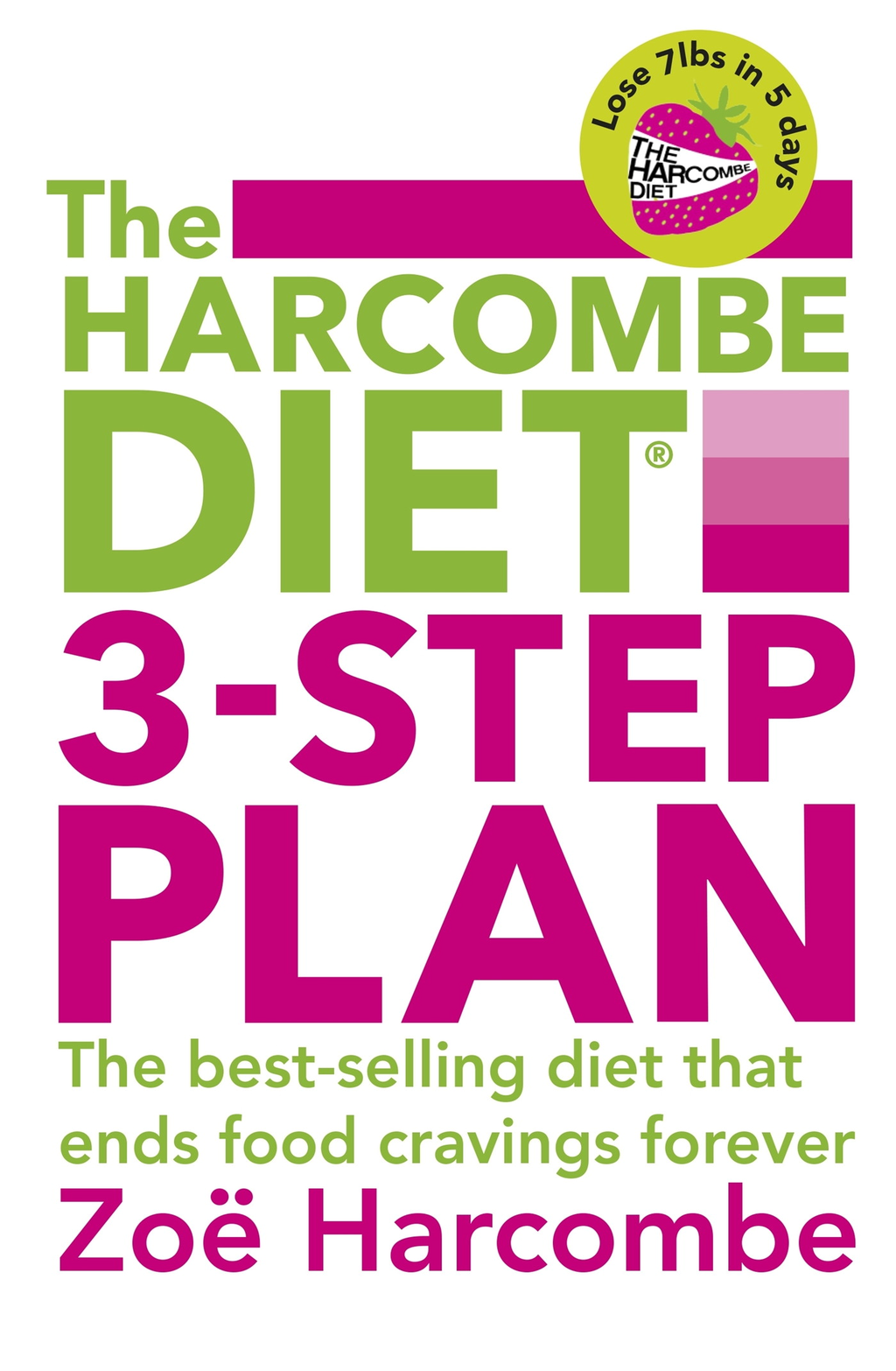 The Harcombe Diet 3-Step Plan Lose 7lbs in 5 days and end food cravings forever