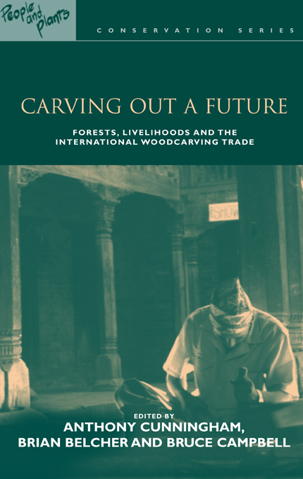 """Carving out a Future """"Forests,  Livelihoods and the International Woodcarving Trade"""""""