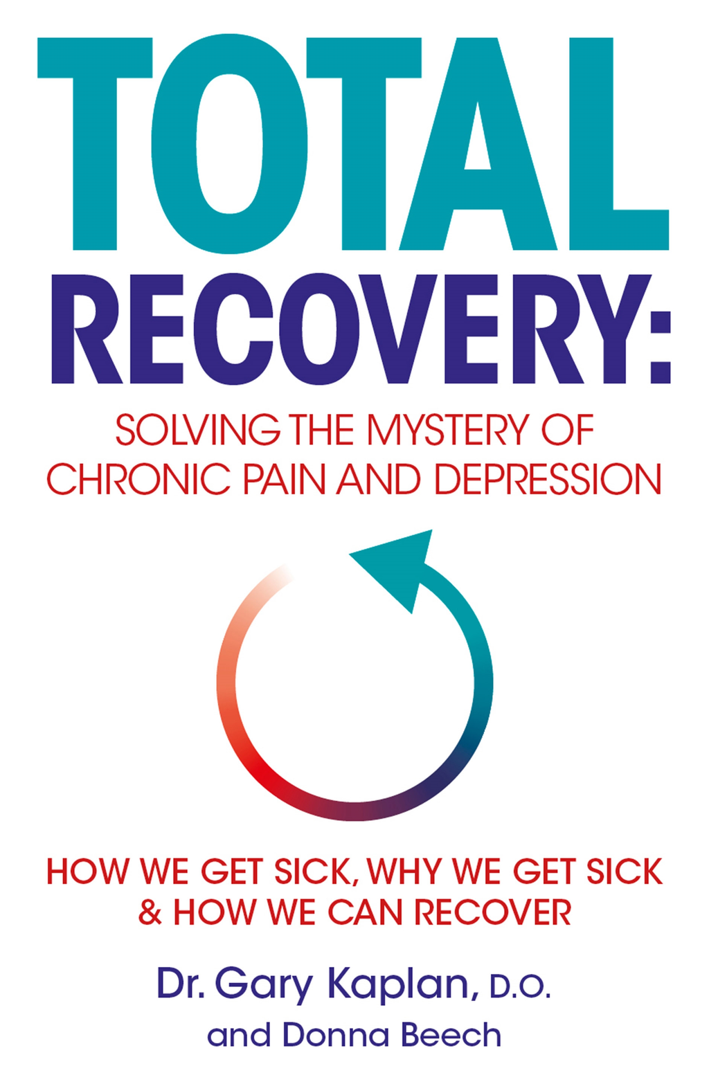 Total Recovery Solving the Mystery of Chronic Pain and Depression