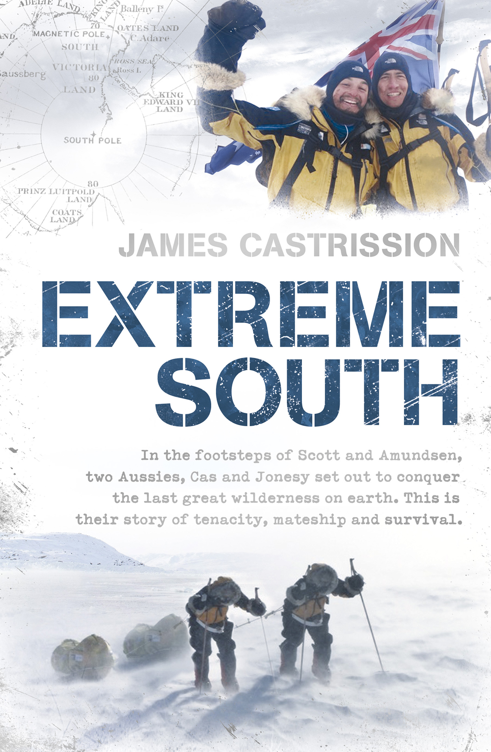 Extreme South By: James Castrission