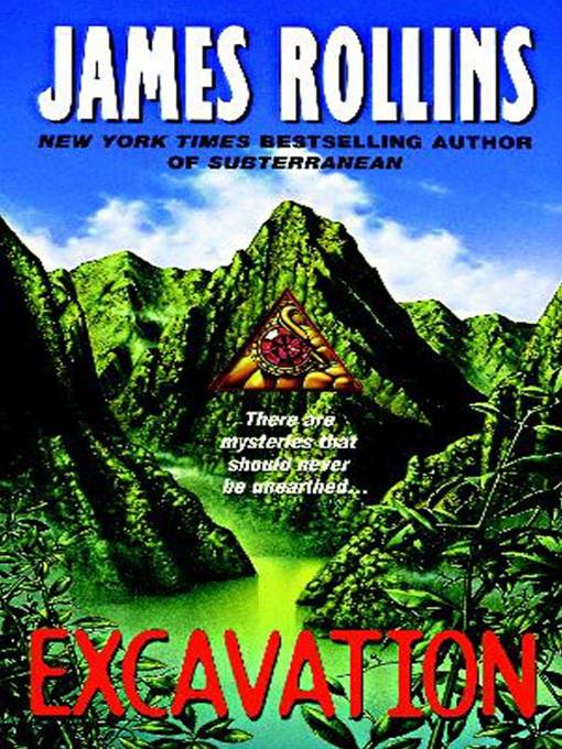 Excavation By: James Rollins