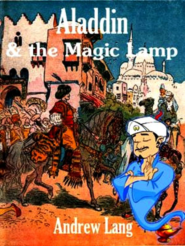 Andrew Lang - Aladdin and the Magic Lamp