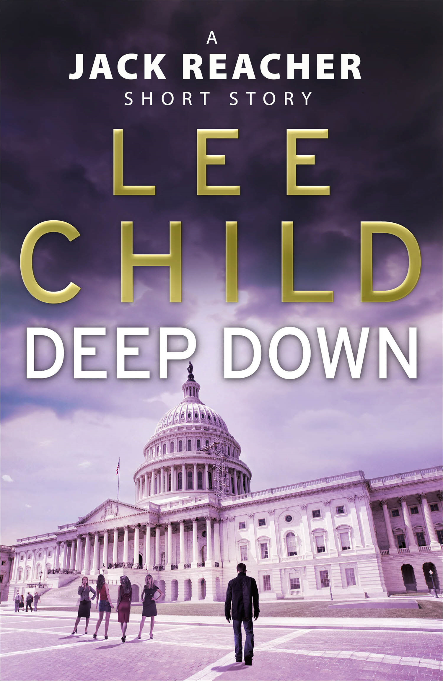Deep Down (A Jack Reacher short story)