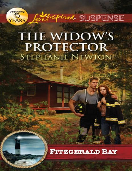 The Widow's Protector (Mills & Boon Love Inspired Suspense) (Fitzgerald Bay - Book 4)