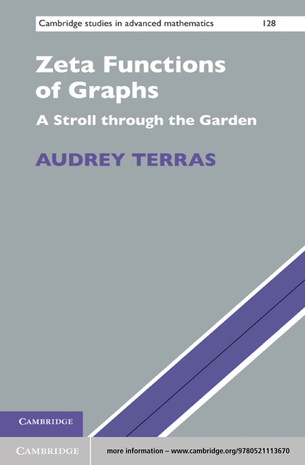 Zeta Functions of Graphs A Stroll through the Garden