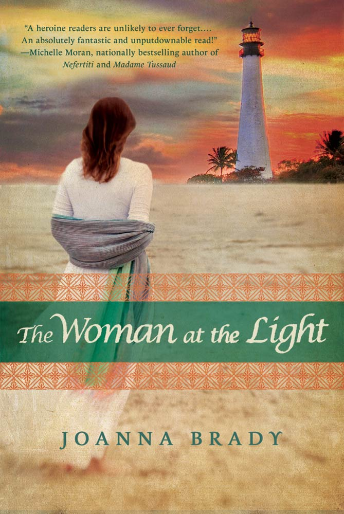 The Woman at the Light By: Joanna Brady