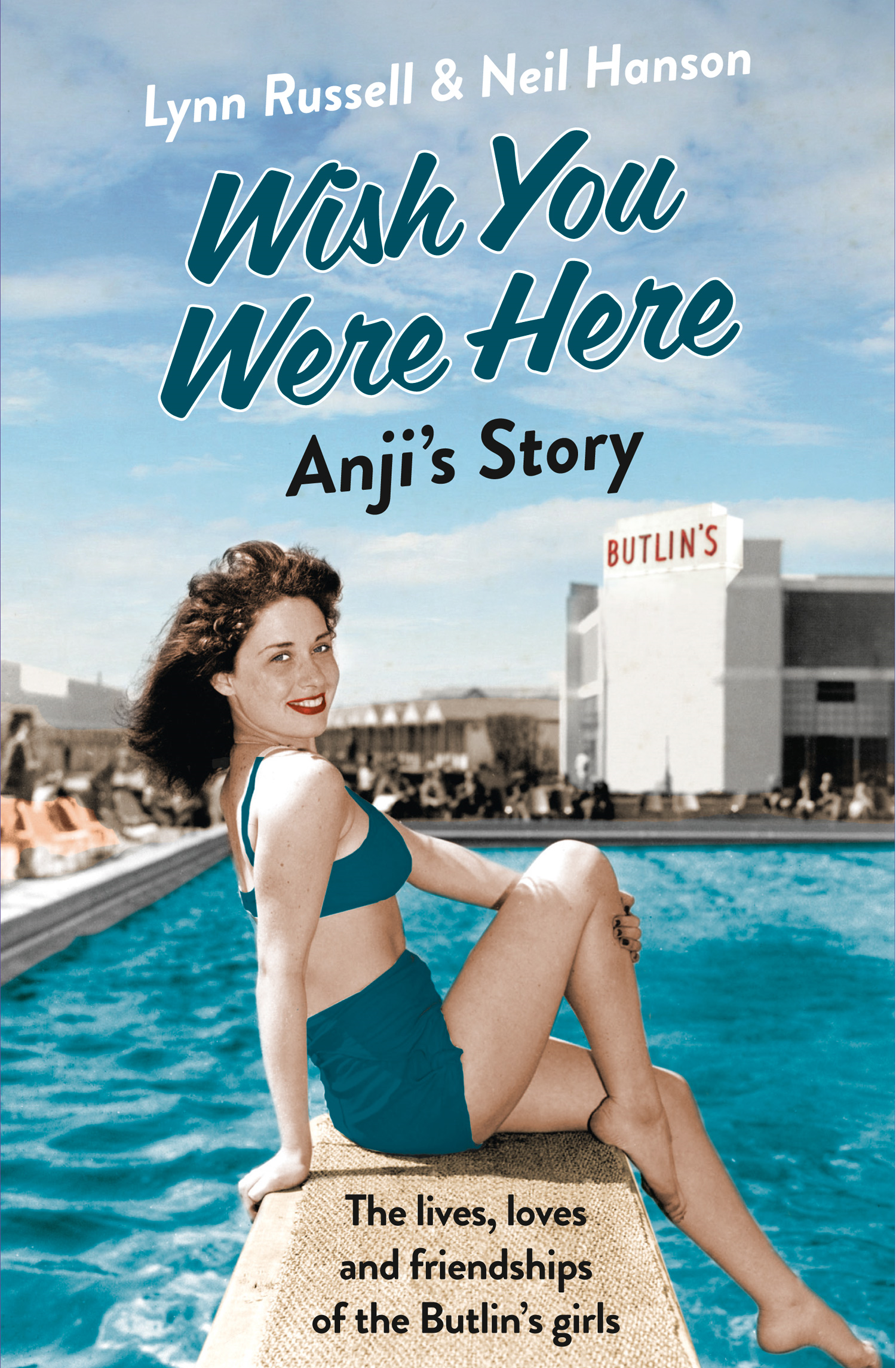 Anji?s Story (Individual stories from WISH YOU WERE HERE!,  Book 6)