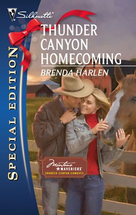 Thunder Canyon Homecoming By: Brenda Harlen