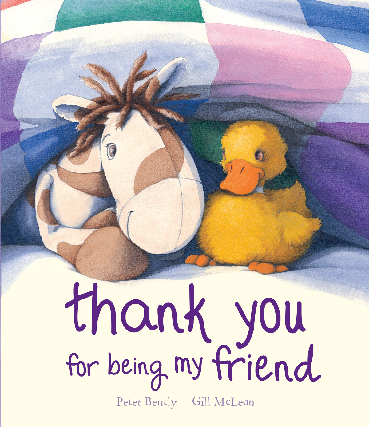 Thank You For Being My Friend (Parragon Read-Along)