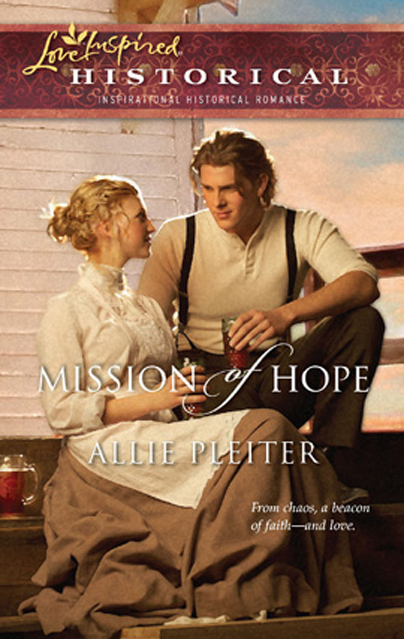 Mission of Hope (Mills & Boon Love Inspired Historical)