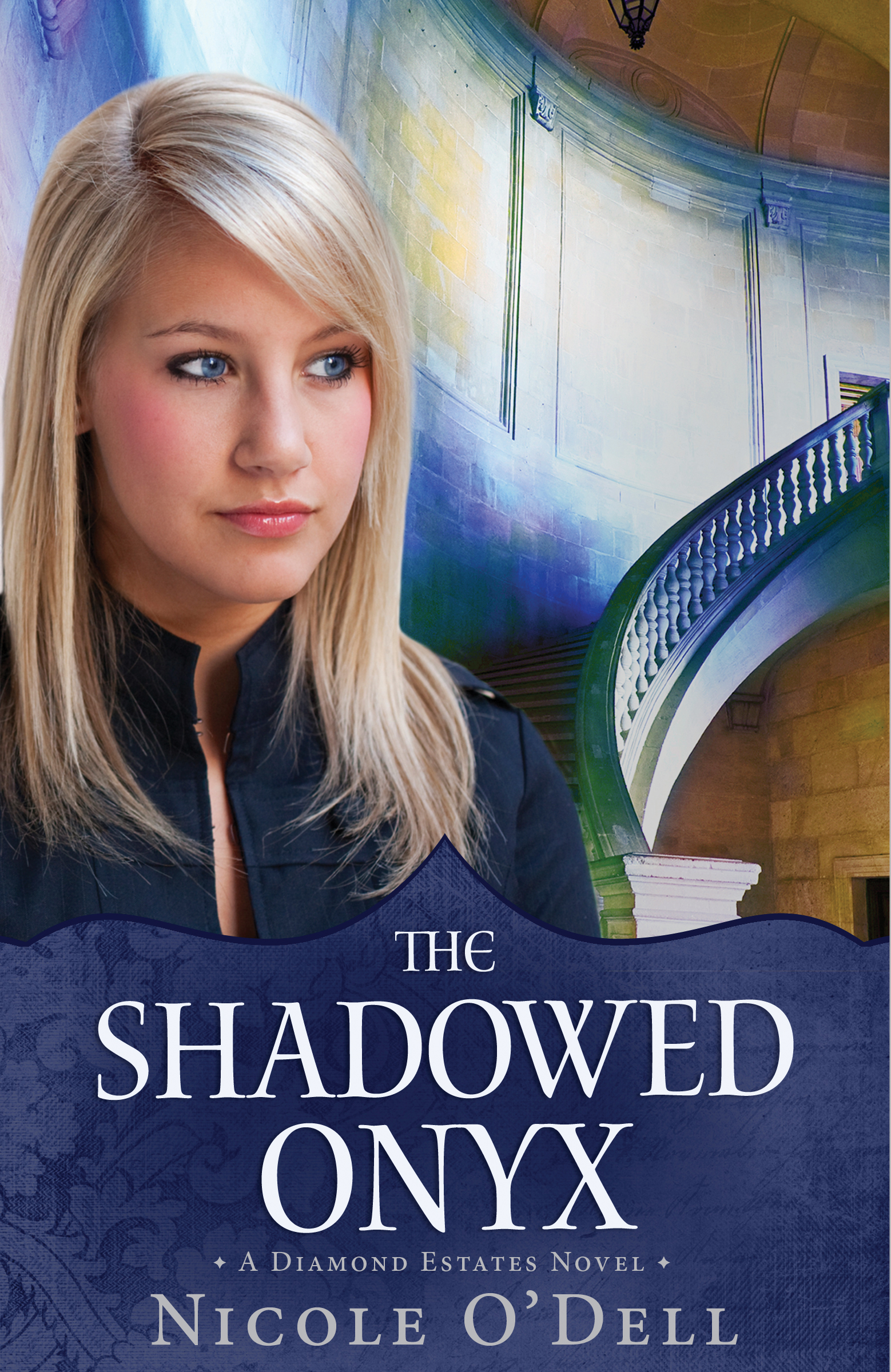 The Shadowed Onyx By: Nicole O'Dell