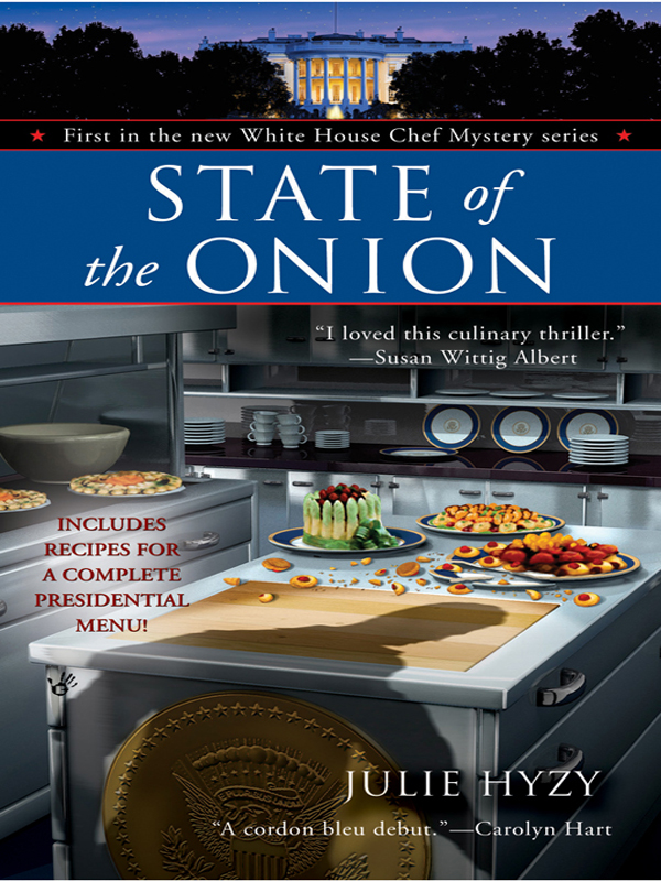 State of the Onion By: Julie Hyzy