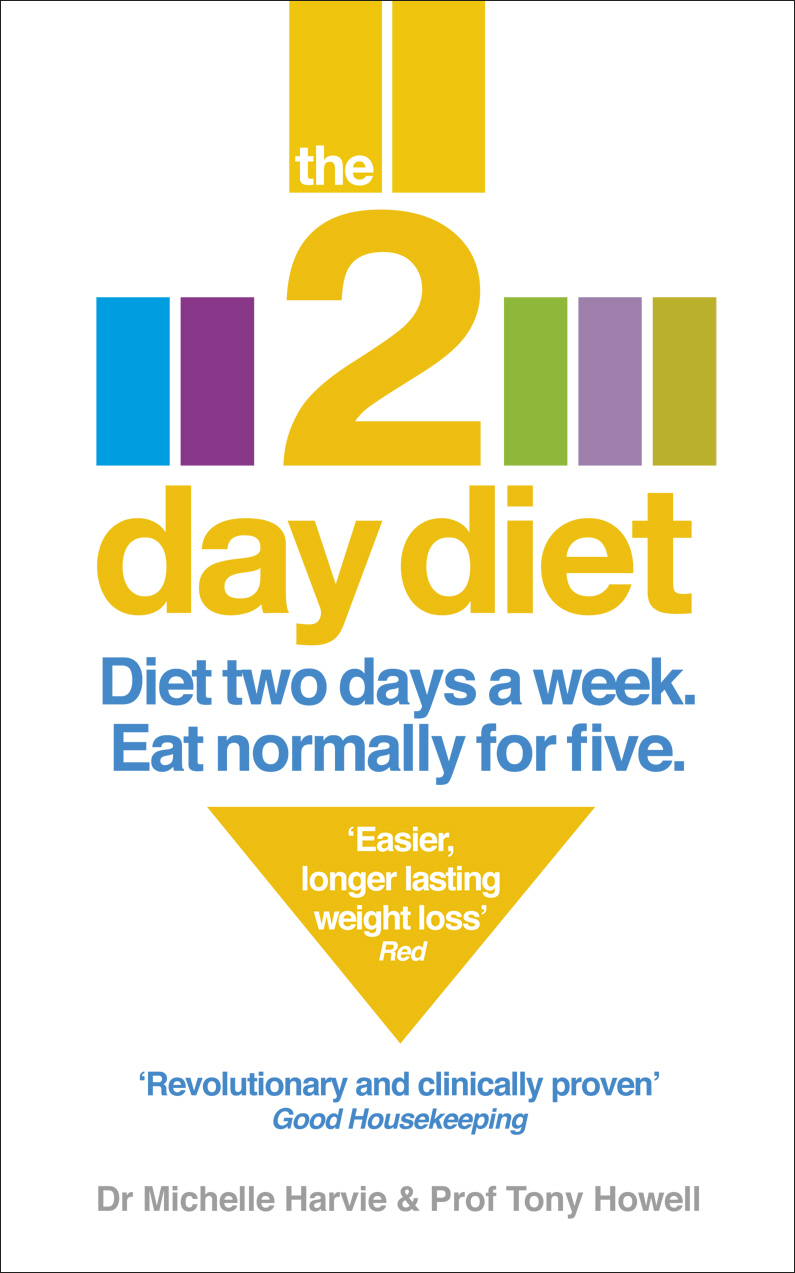The 2-Day Diet Diet Two Days a Week. Eat Normally for Five.