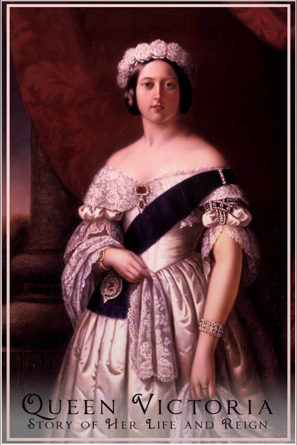 Queen Victoria - Her Life and Reign By: Anonymous