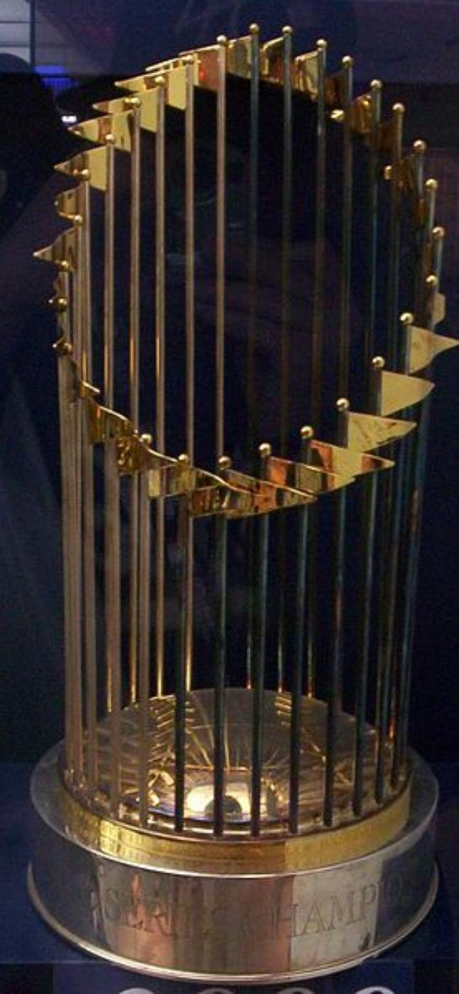 World Series champions (1903-2012)