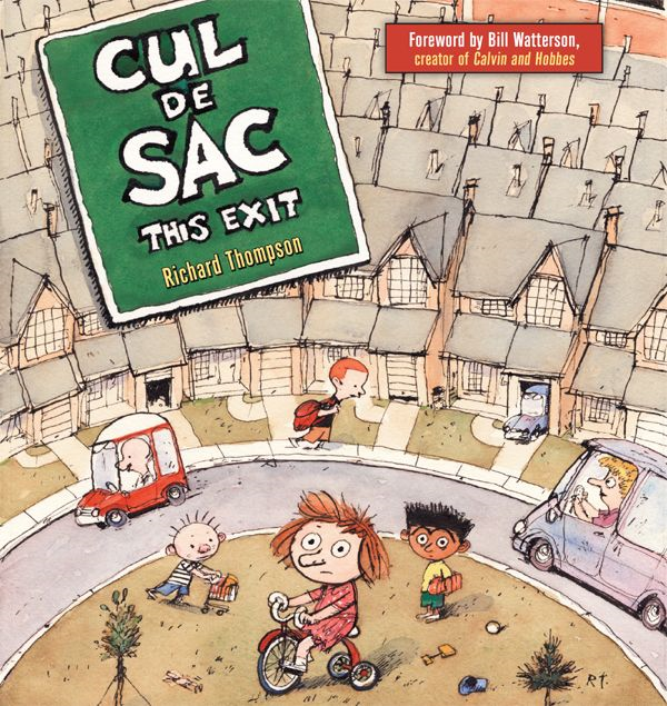Cul De Sac: This Exit By: Richard Thompson