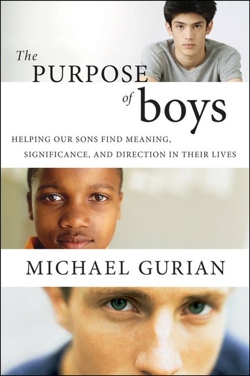 The Purpose of Boys By: Michael Gurian