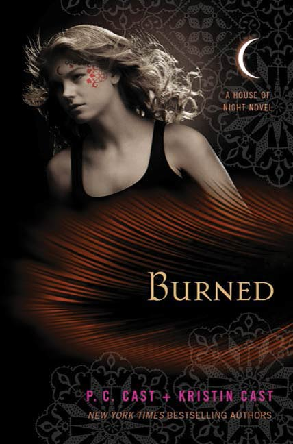 Burned By: Kristin Cast,P. C. Cast